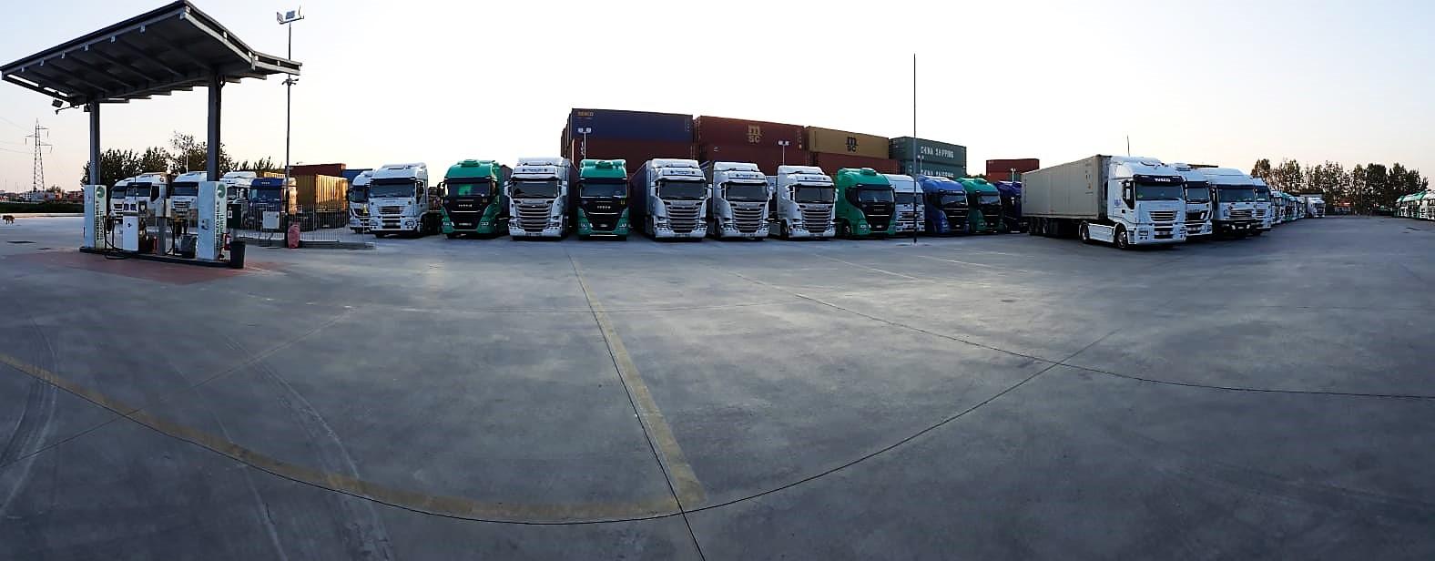 flotta vincenzo miele trasporti campania