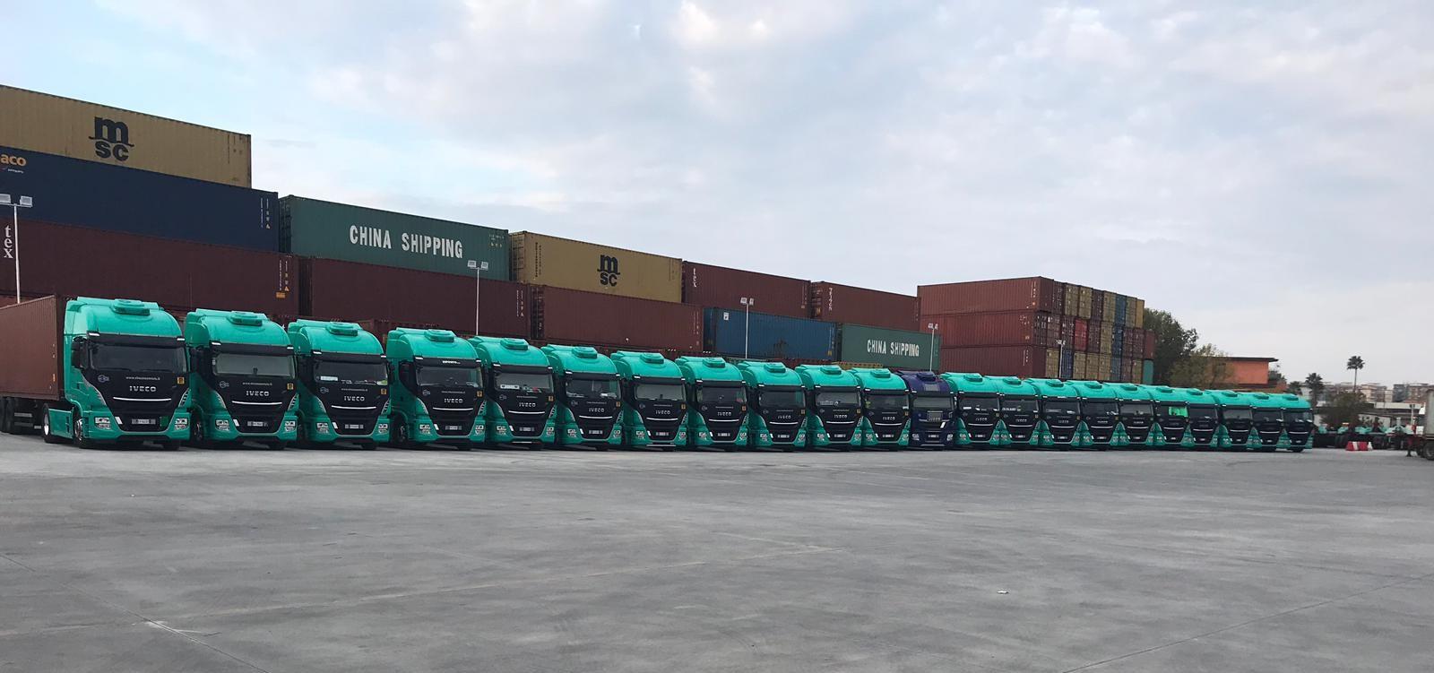 flotta staff vincenzo miele trasporti campania